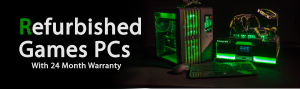 Refurbished games PCs