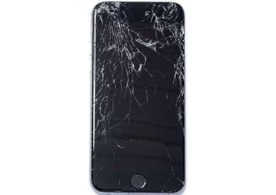 iPhone cracked screen repairs in Penrith.