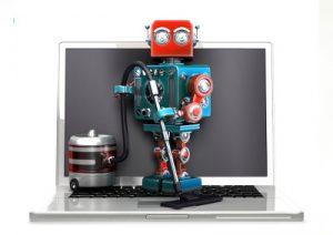 Virus and malware removal and repair at SPB Computers