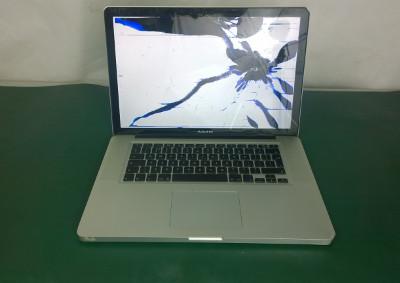 MacBook smashed screen repairs in Cumbria